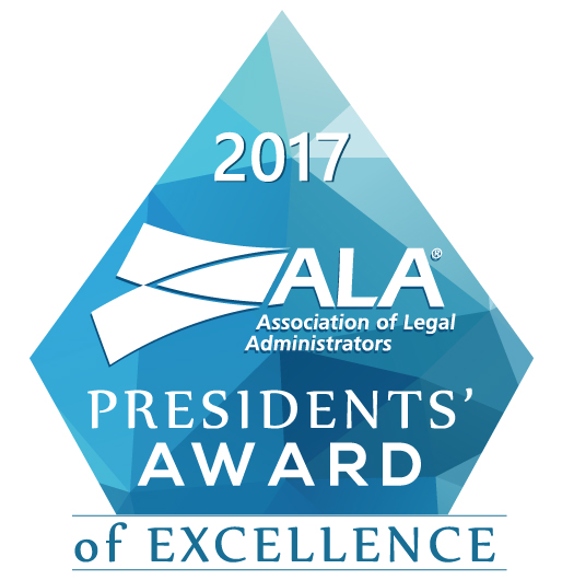 2017 Presidents Award of Excellence
